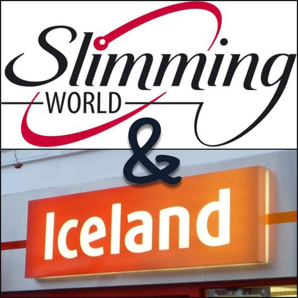 Slimming world partners with iceland for ready meals The slimming world