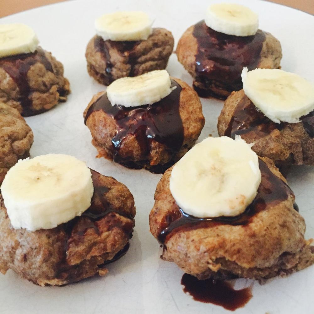 Weetabix Muffins With Choc Shot Slimming World