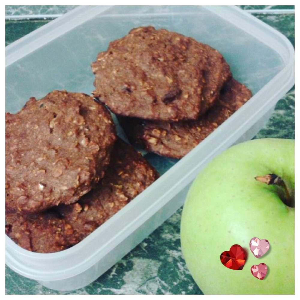 Porridge Oat Biscuits Healthy B Slimming World