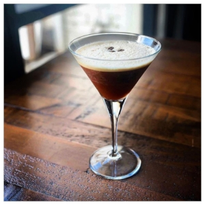 low syn espresso martini