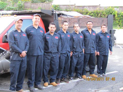 Prime's roofing crew - masters at residential, commercial and copper roofing.