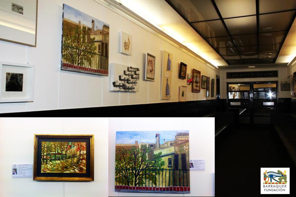 I Exposición Jóvenes Artistas Solidarios