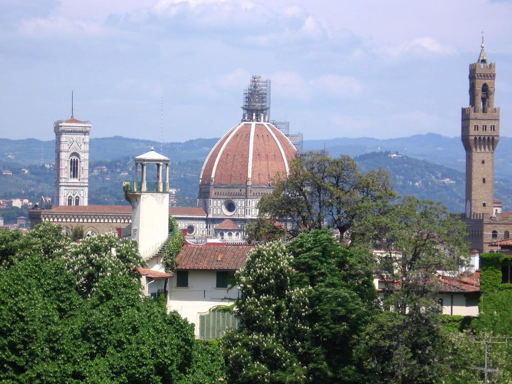Santa Maria del Fiore in Florence, Italy.