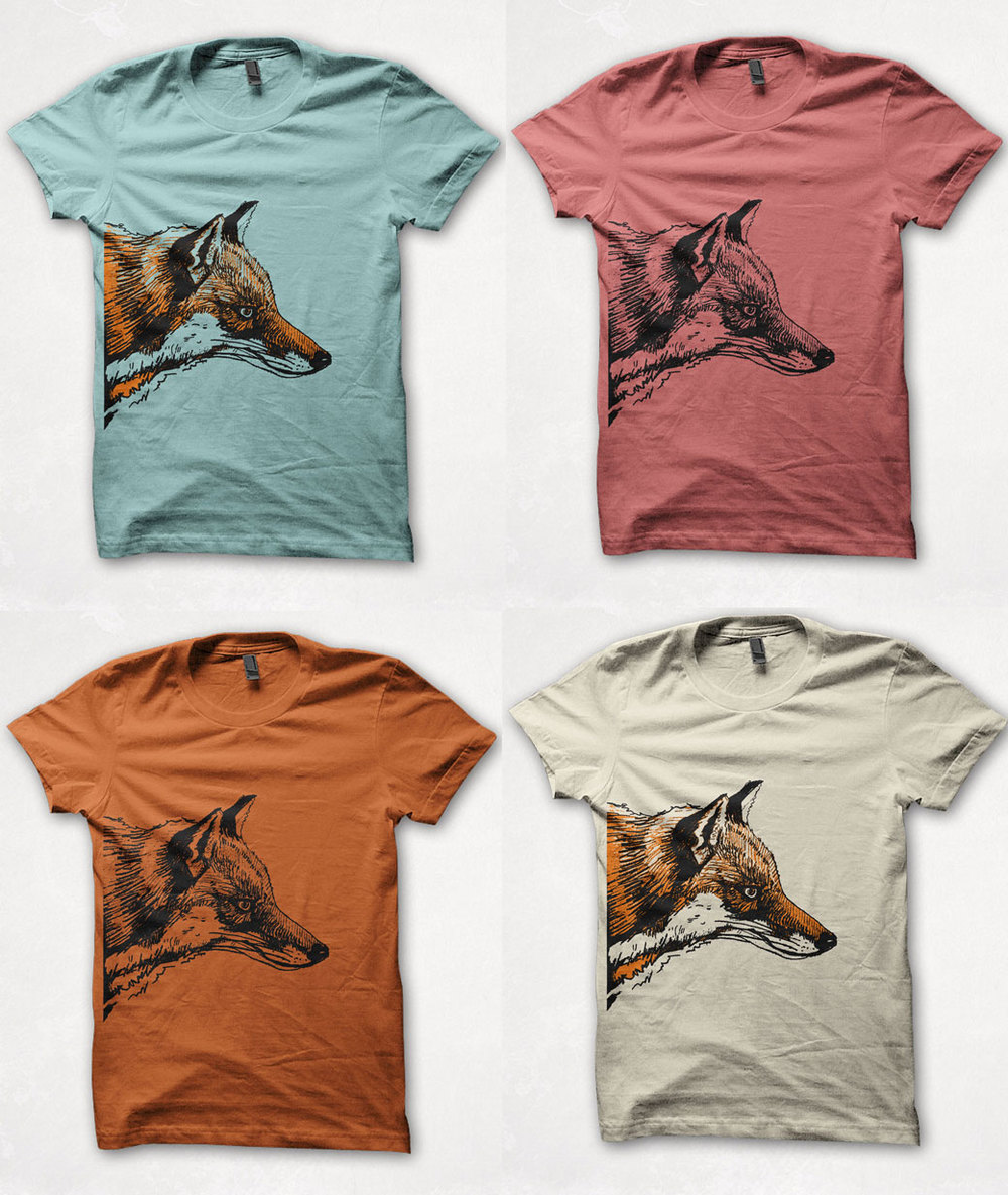 Red Fox - Spring Design Options 2015