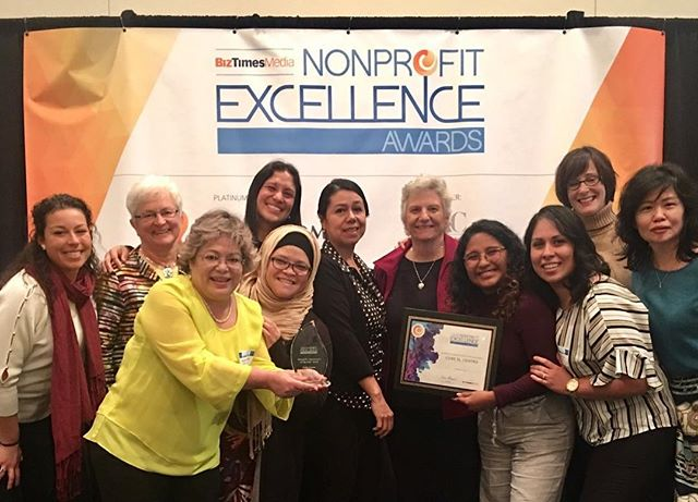 CORE El Centro is honored to announce that we were selected as the winner of BizTimes Media 2018 Excellence Awards Nonprofit of the Year (small)!