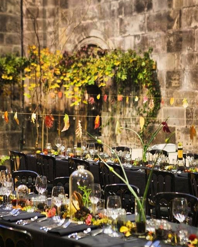 Tbt to five years ago today to our first Create:Eat Project. A collaborative dining event with 25 amazing contributors who came together to produce an unforgettable evening. Long-lasting work partnerships emerged from that project as well as some special friends 😘 #createeat #trinityapse #collaboration #firsts #experientialdining #collaborativedining #edinburgh #popup