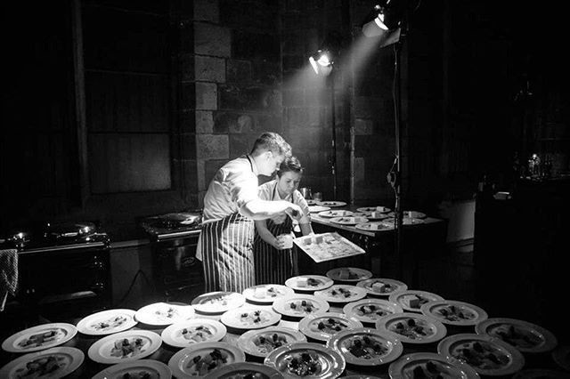 Tbt - to five years ago today -to our first Create:Eat Project. A collaborative dining event with 25 amazing contributors who came together to produce an unforgettable evening. Long-lasting work partnerships emerged from that project as well as some special friends 😘 #createeat #trinityapse #collaboration #firsts #experientialdining #collaborativedining #edinburgh #popup  Photo by @david.n.anderson