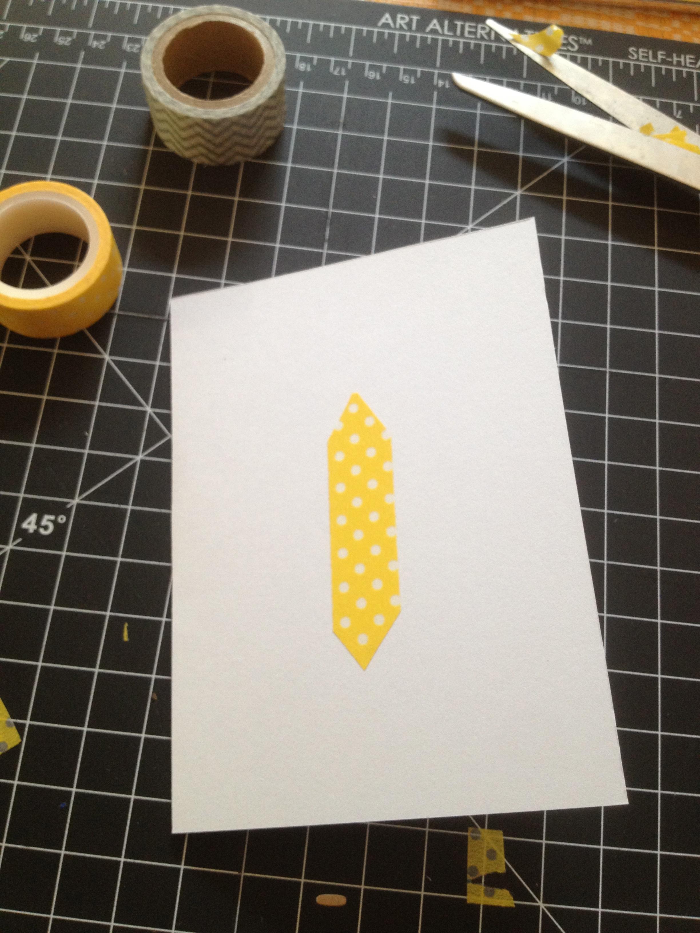 Tie Shape