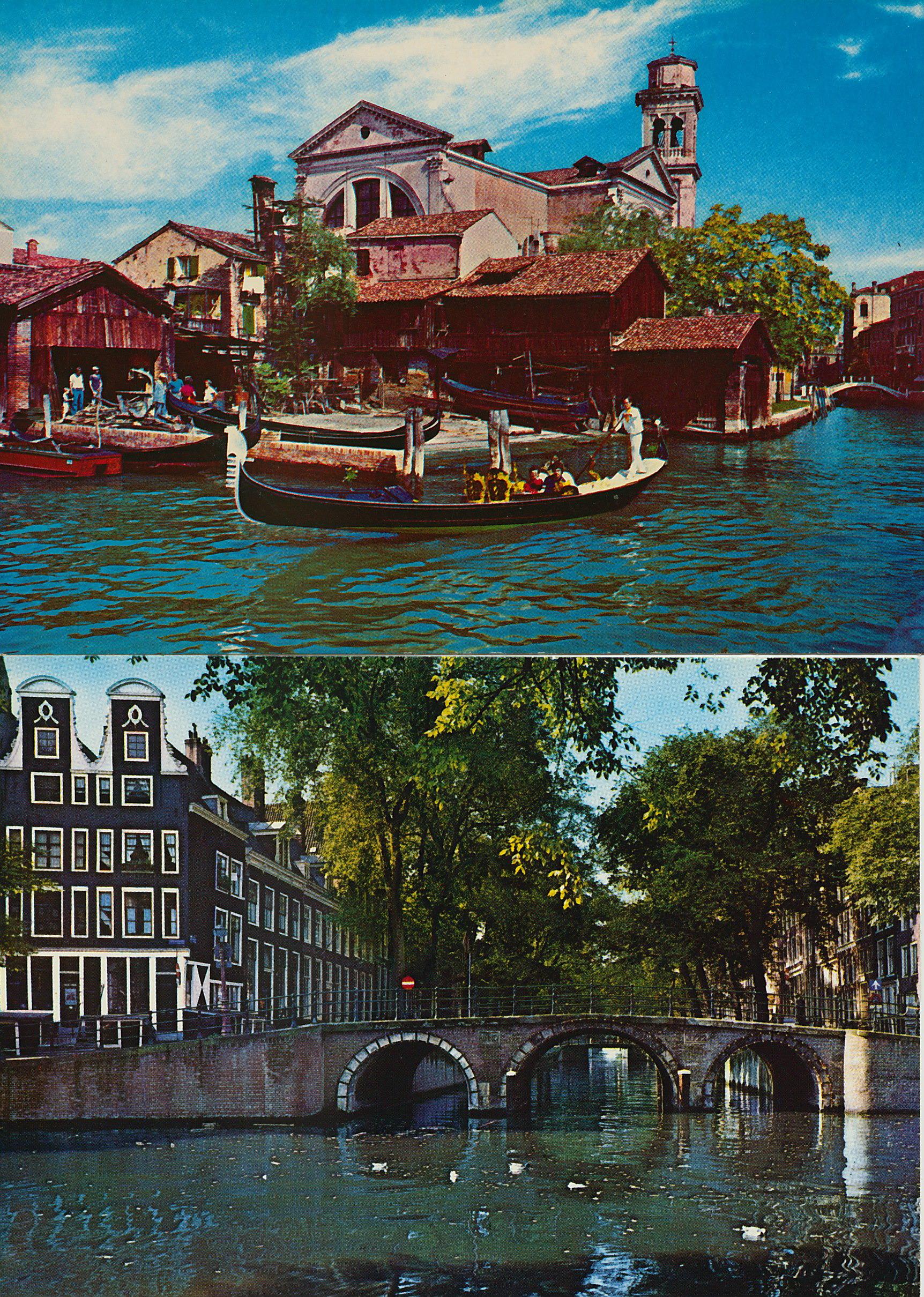VeniceandAmsterdam