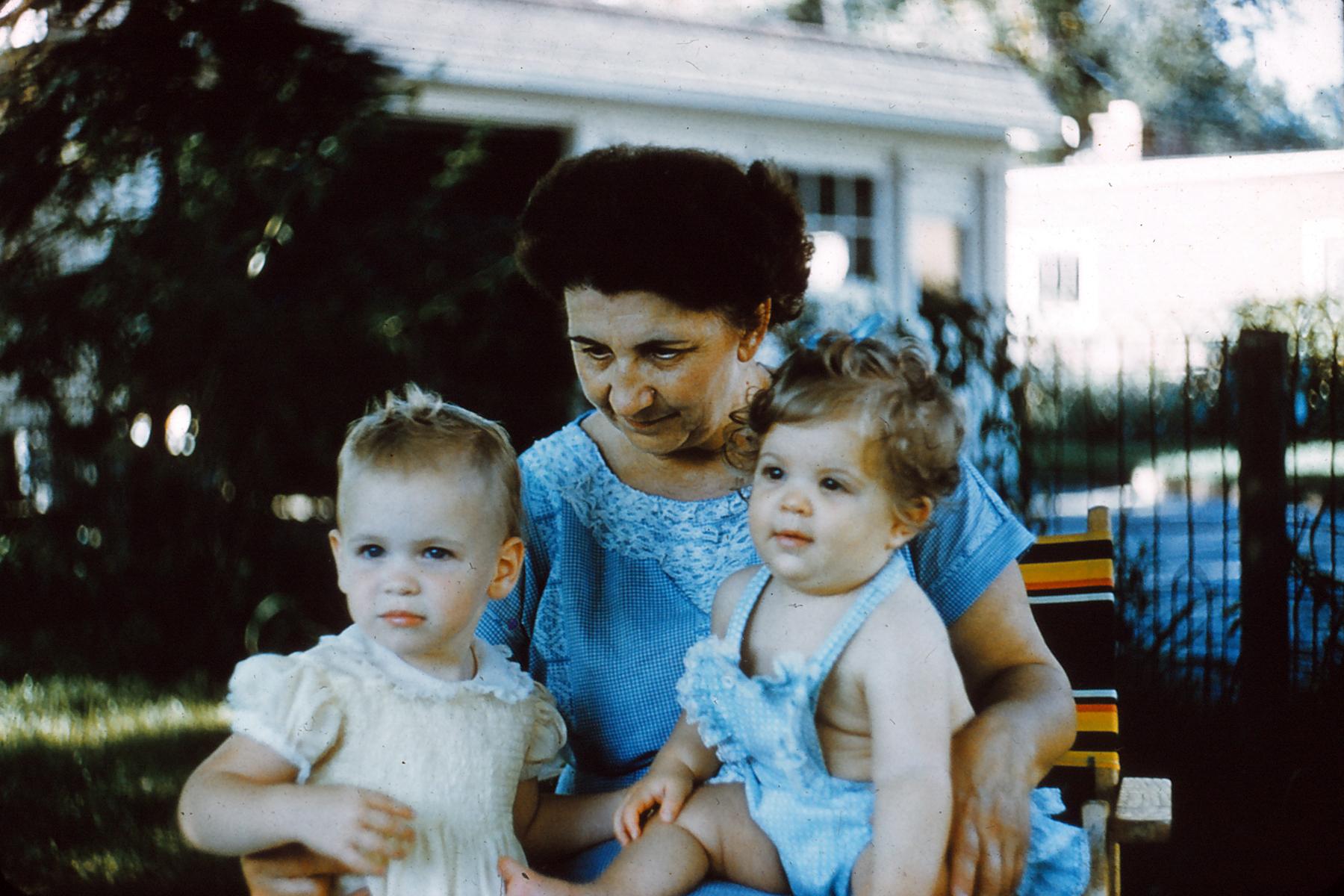 Cheri, Elsie and Julie