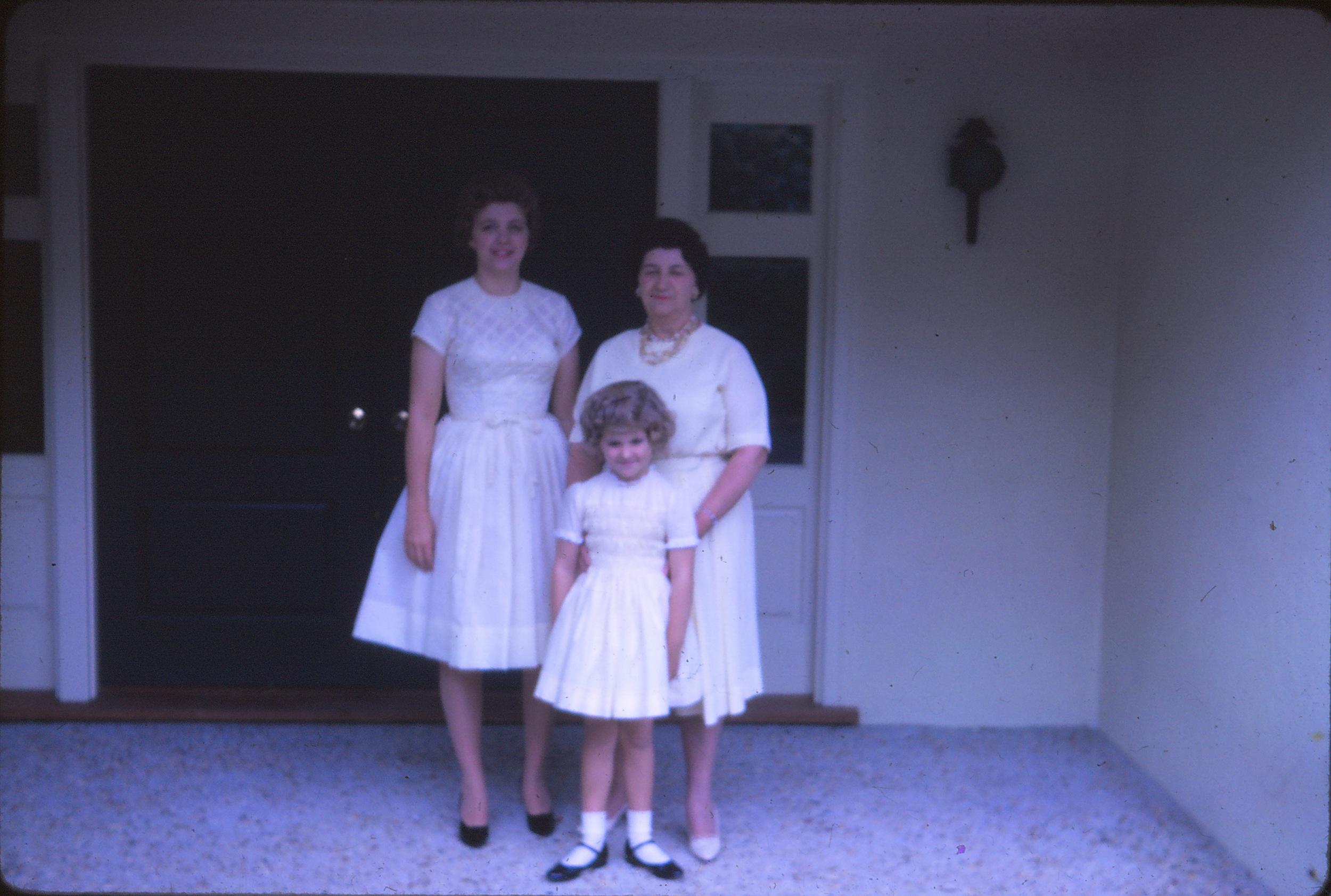 Joan, Julie and Elsie