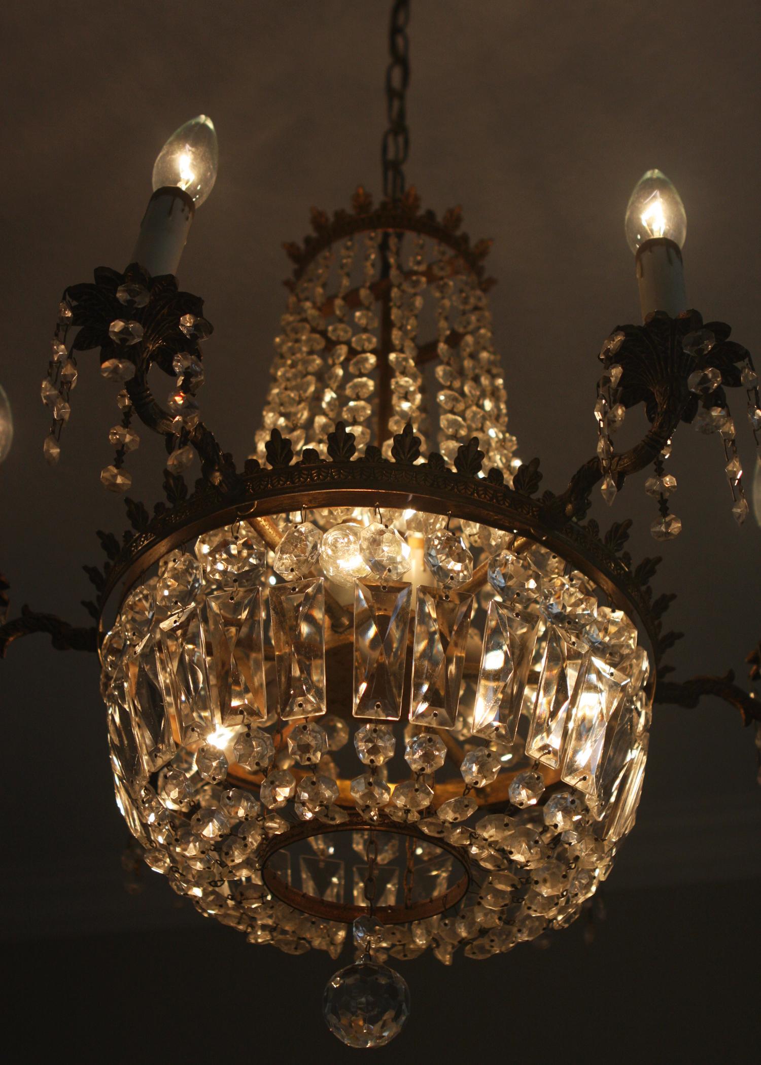 vintage chandelier 11