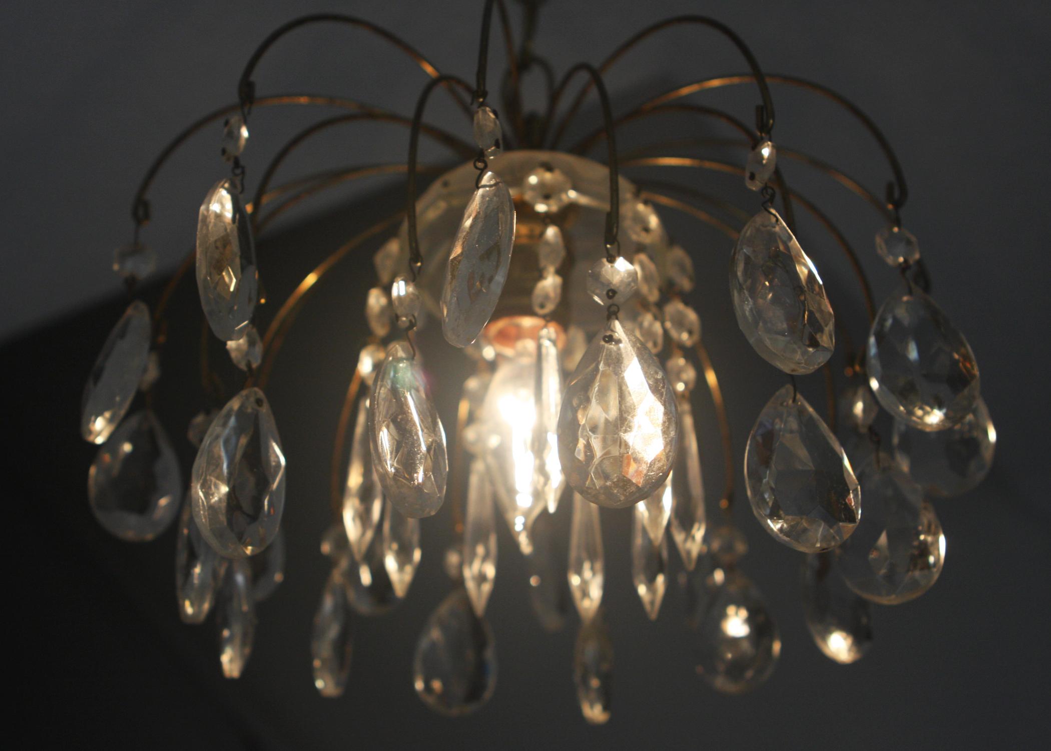 vintage chandelier 4