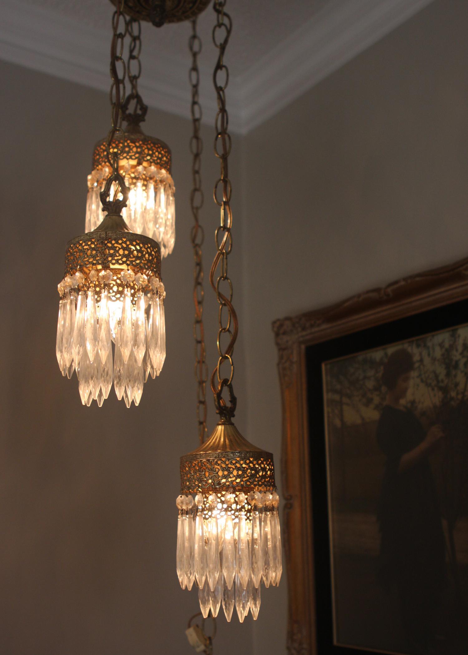 vintage chandelier 8