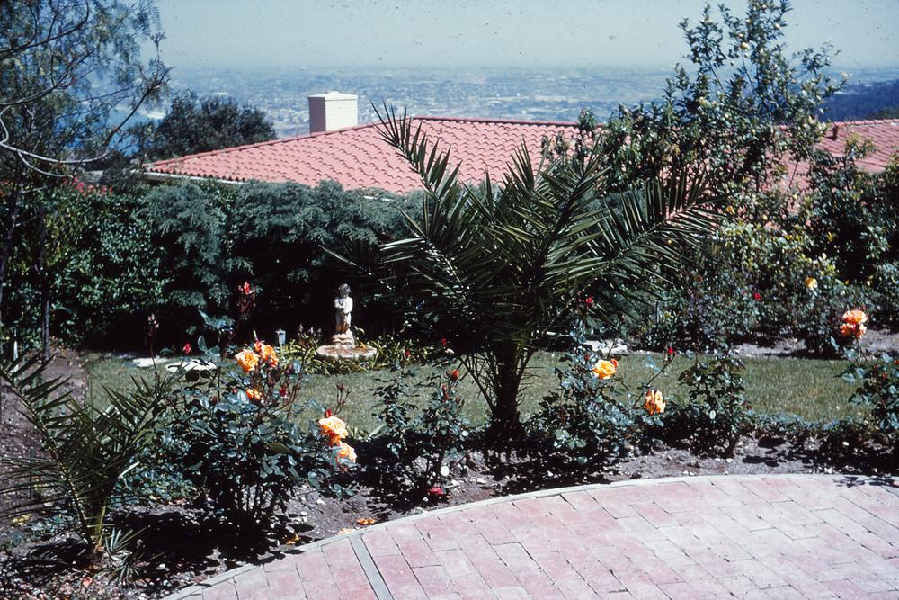 1960s palos verdes garden