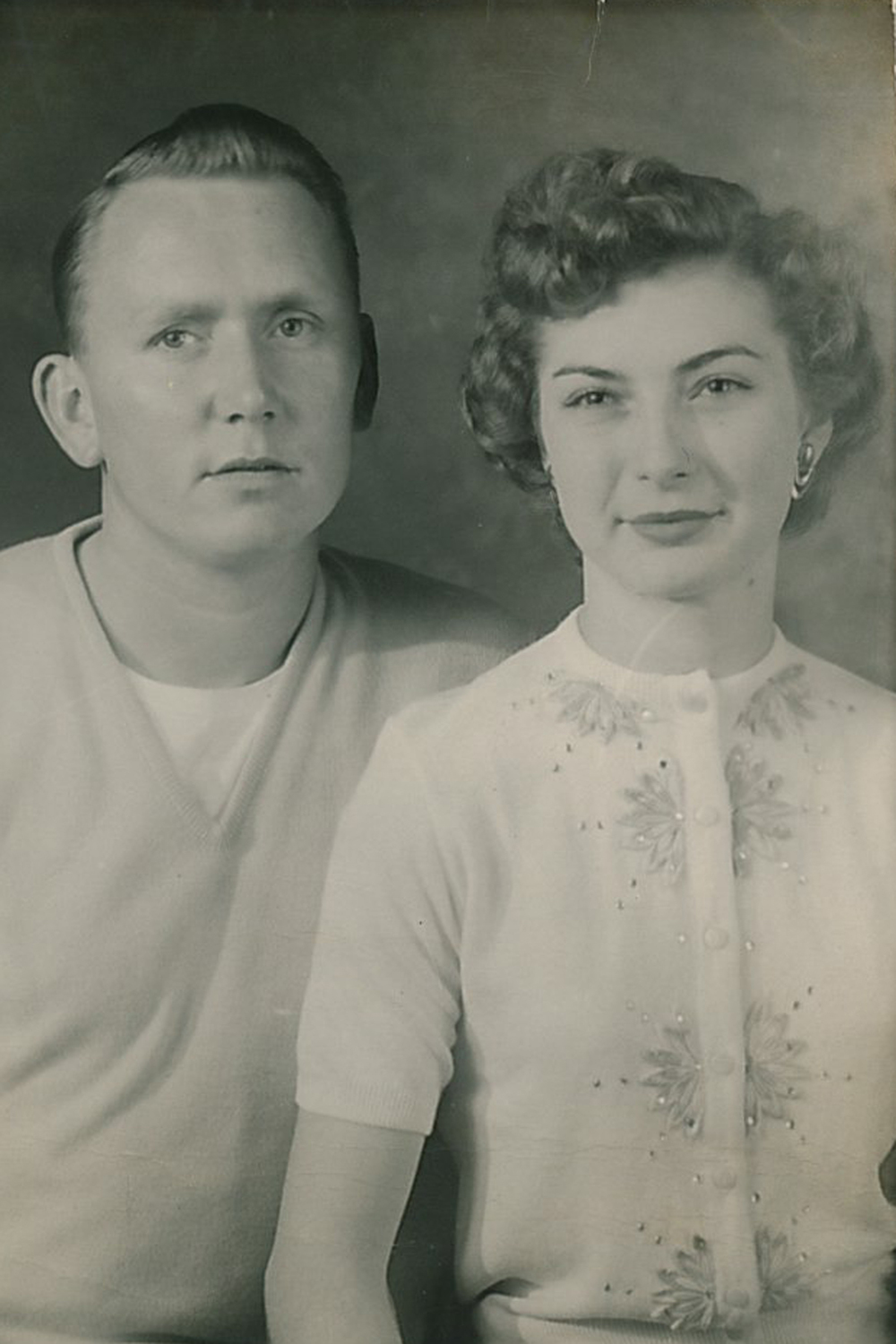 Gerald and Sadie Hardin.