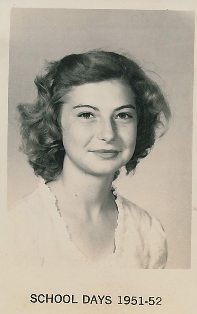 Sadie School 1951