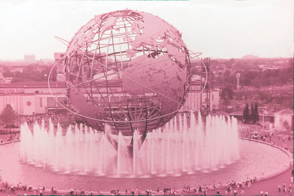 1964 World's Fair in New York City.