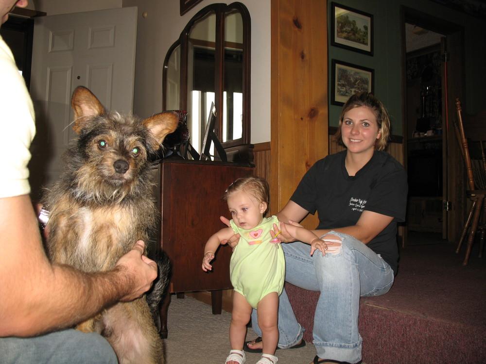 Jonathan, Oscar, Eliza and Julie, July 7, 2006.