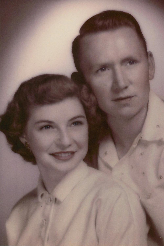 Gerald and Sadie.