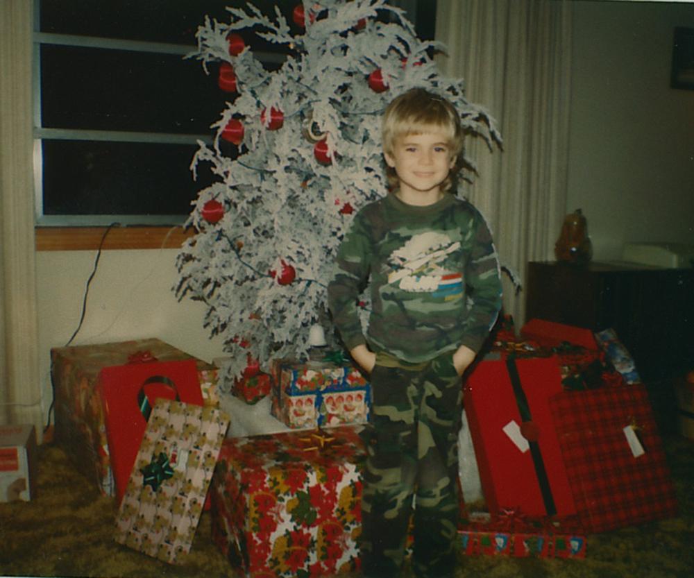 Christmas 1984.