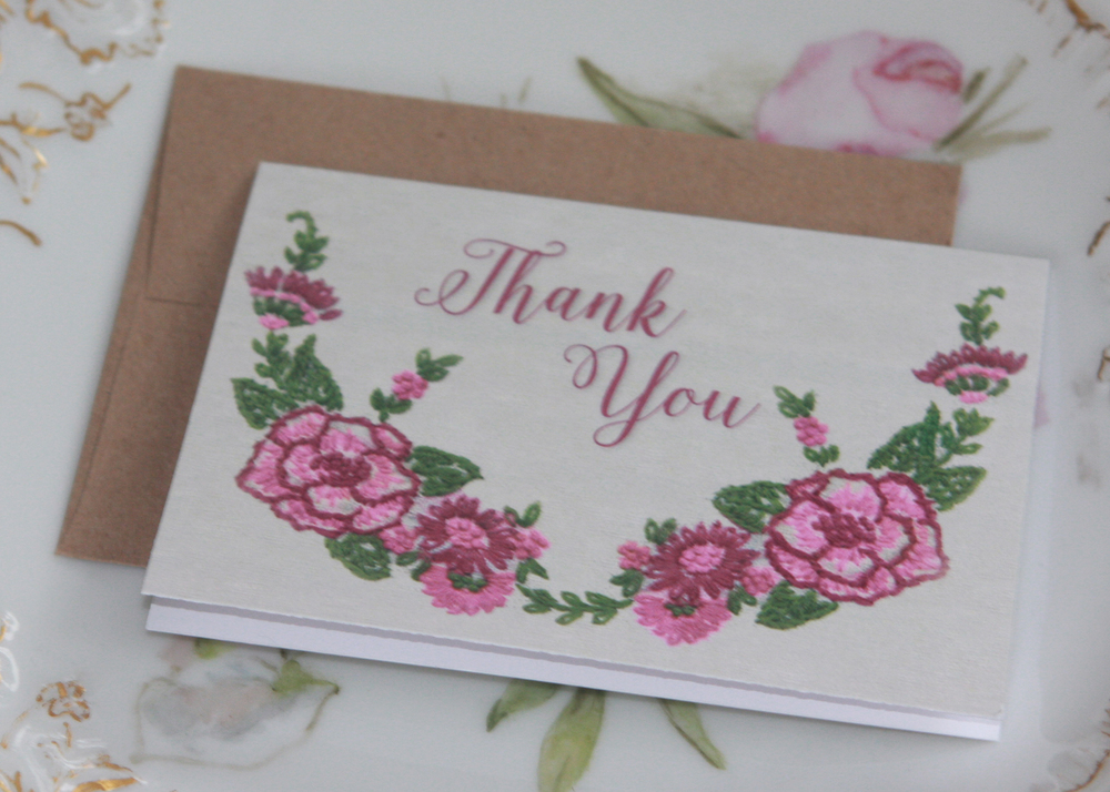 Elsie Thank You Note