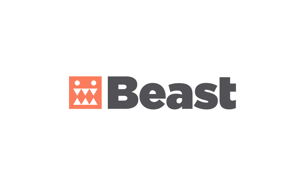 Beast  Brand identity for a cloud hosting platform for the tech industry.