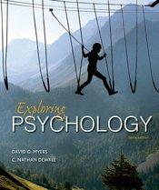 Exploring Psychology, 10e