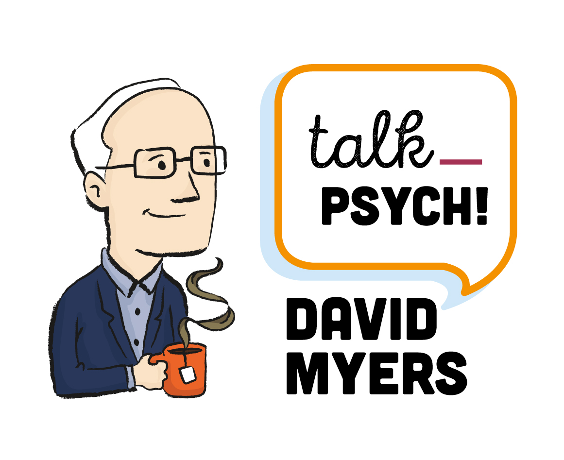 Talk Psych! with David Myers