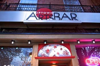 Uptown Arts Bar