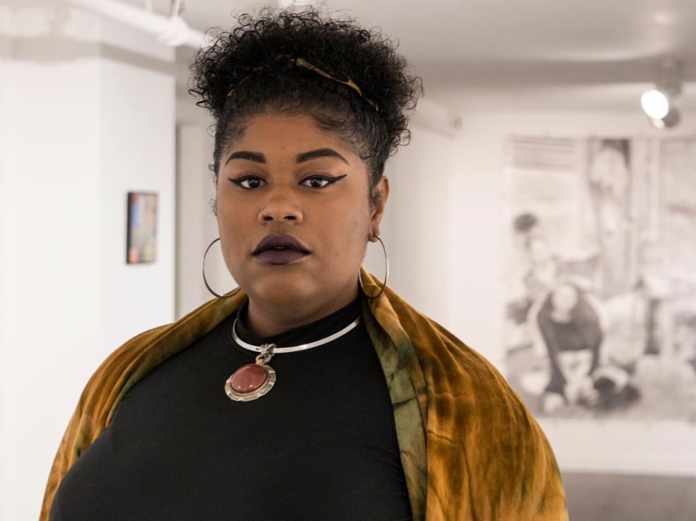 Glyneisha Johnson, Artist
