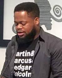 Jermaine Thompson moved to Kansas City four years ago from Louisville, MS. He presently teaches at UMKC and Metropolitan Community College. He's very dedicated to curating his poetry community footprint through Twitter @JBatesThompson.