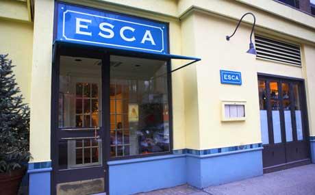 Esca-402 W 43rd St New York, NY 10036.Italian.