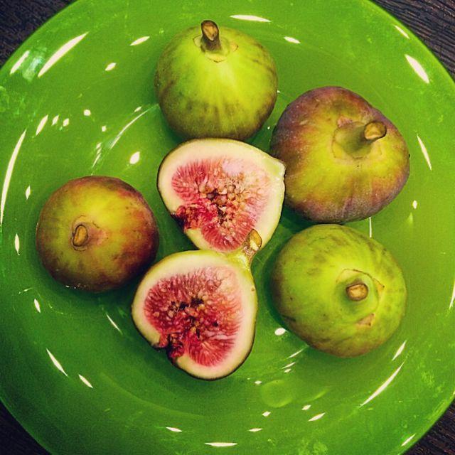 AuntieMMmmmmm. Figs....