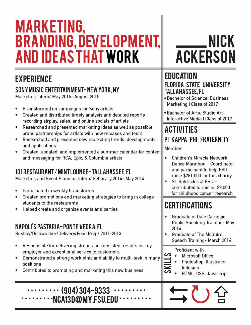 Resume Templates  Holly Burt
