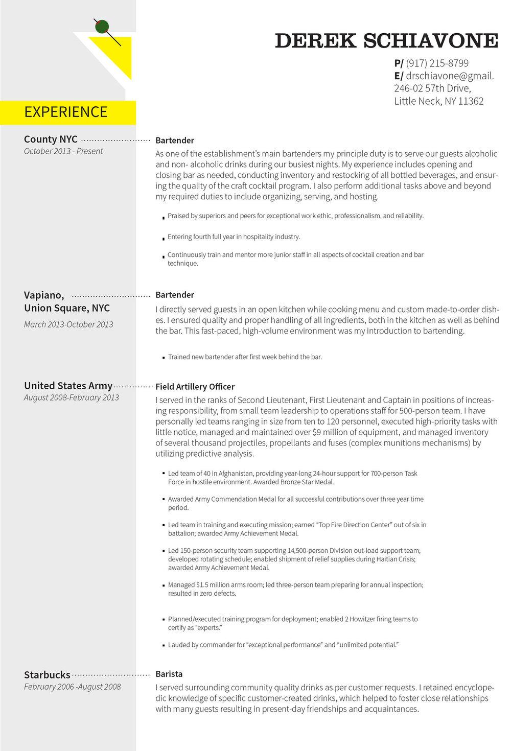 resume templates holly burt
