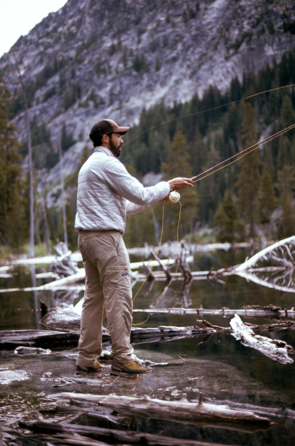 Temo, Fisherman