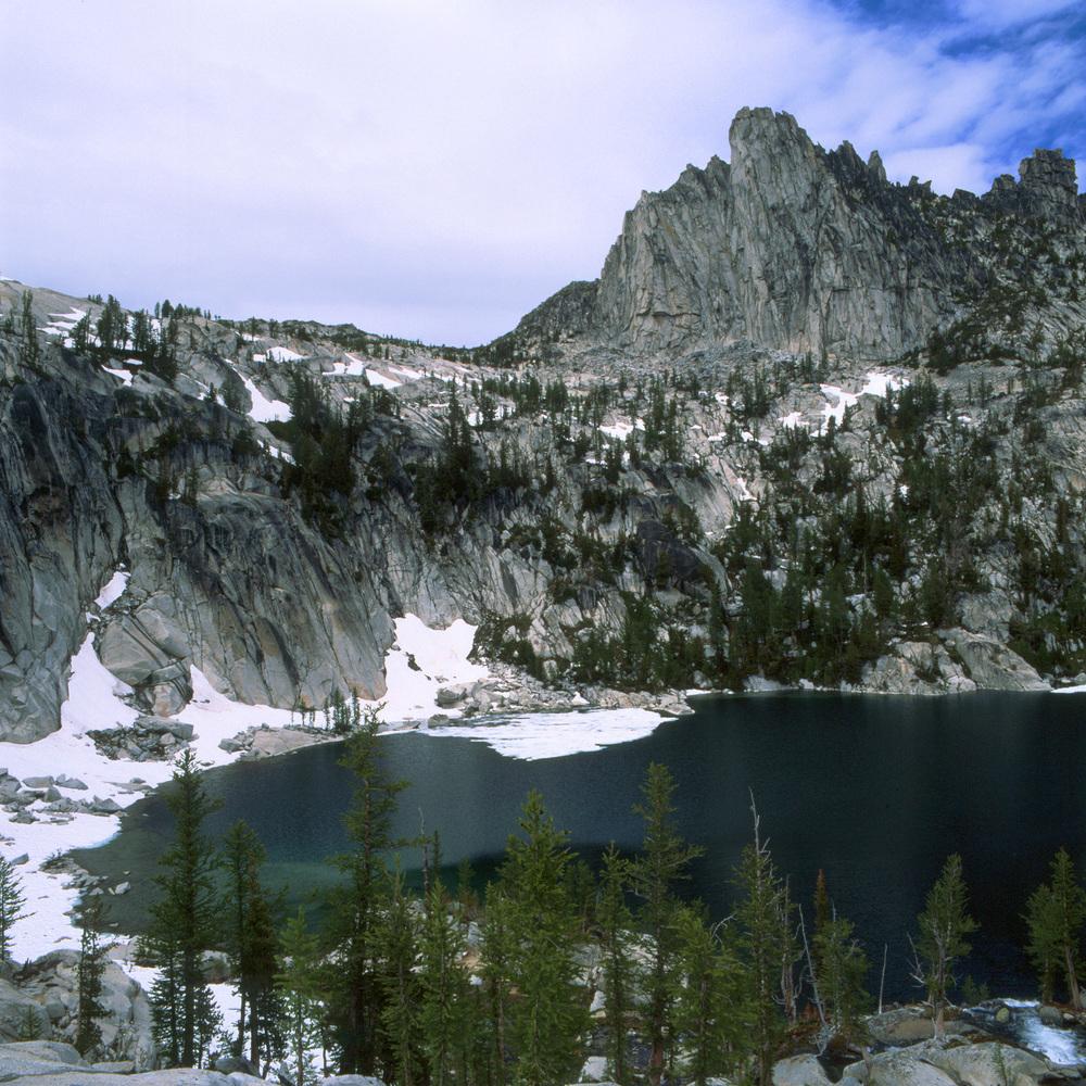 Viviane Lake