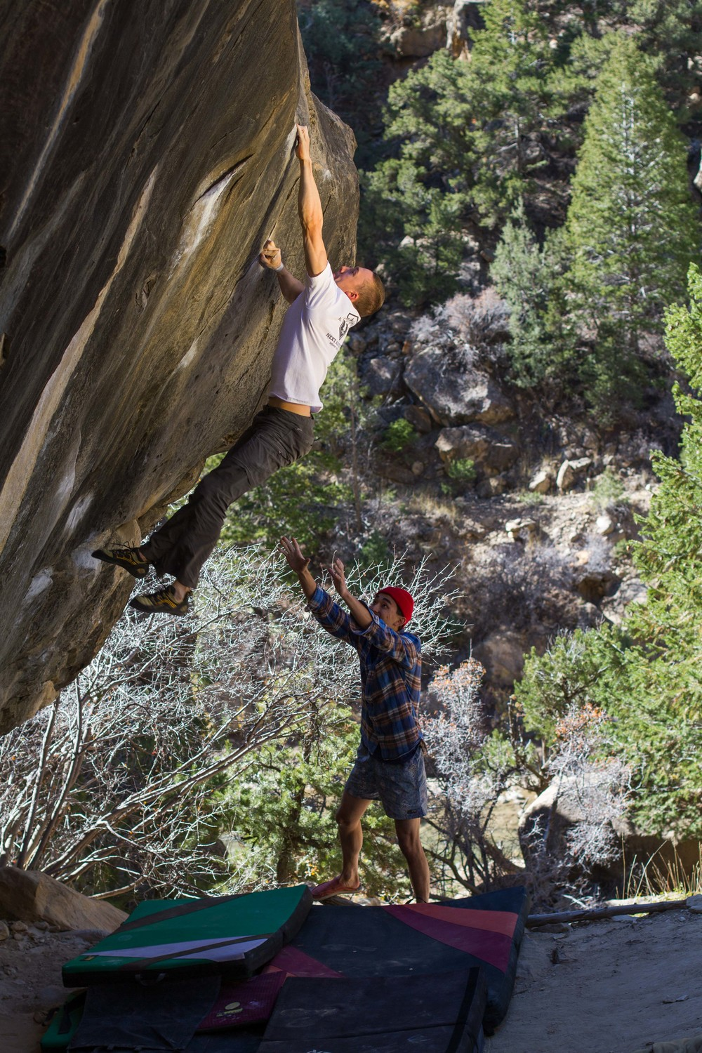 Wills of Fire, V6
