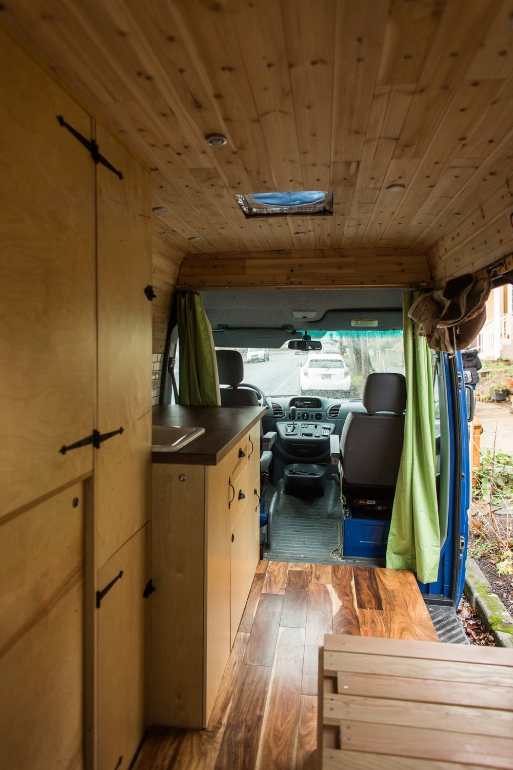 Sprinter Van Conversion Index Ray Phung Photography