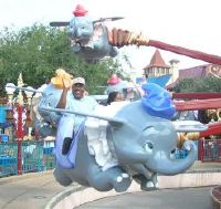 Smiles and fun at Walt Disney World