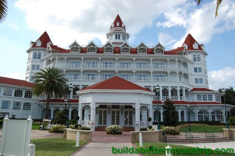 """Disney's Grand Floridian """"Movies Under the Stars"""" schedule."""