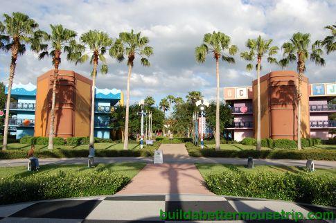 Outdoor Movie Schedule for Disney's All Star Movies Resort