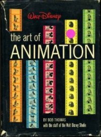 The Art of Animation book cover.