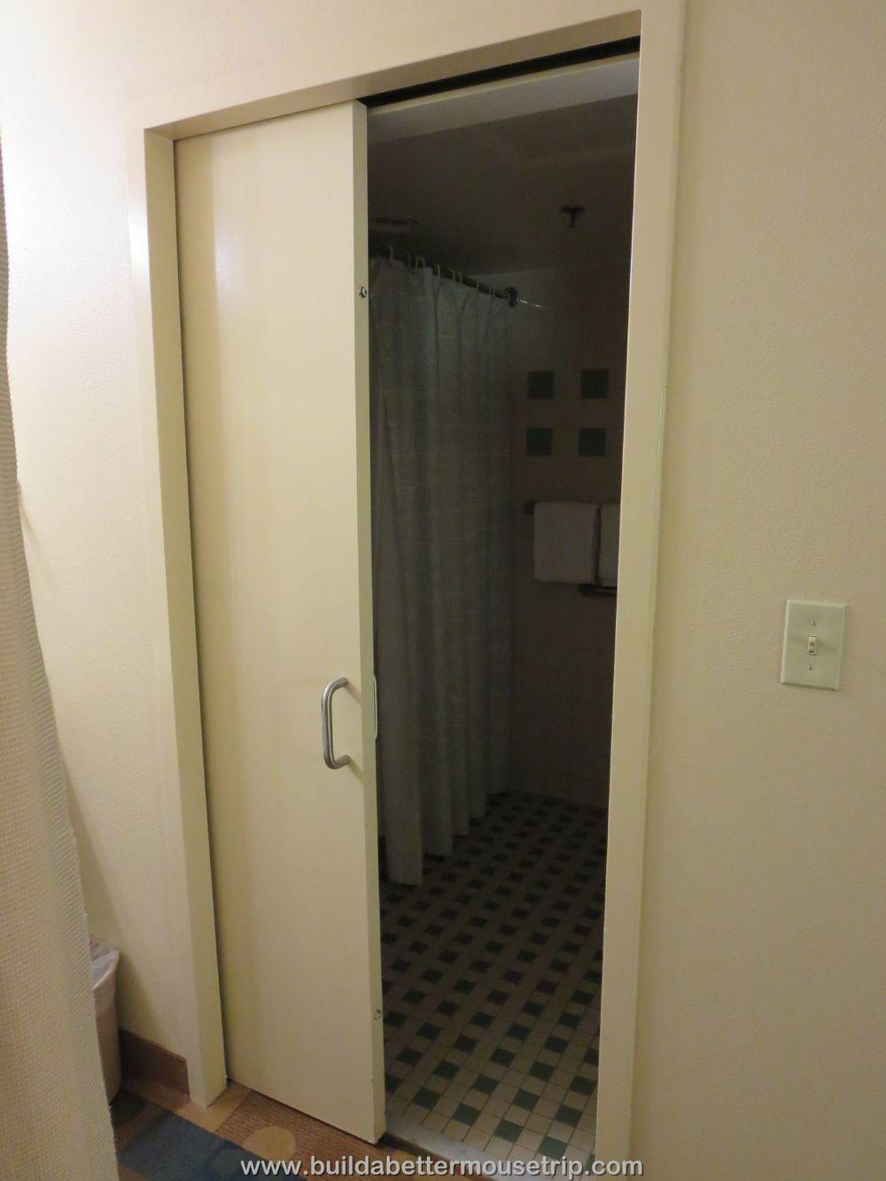 Pop Century Accessible Bathroom
