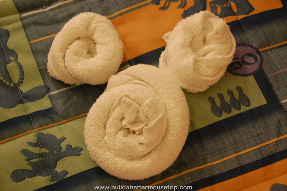 Pop Century Towel Mickey