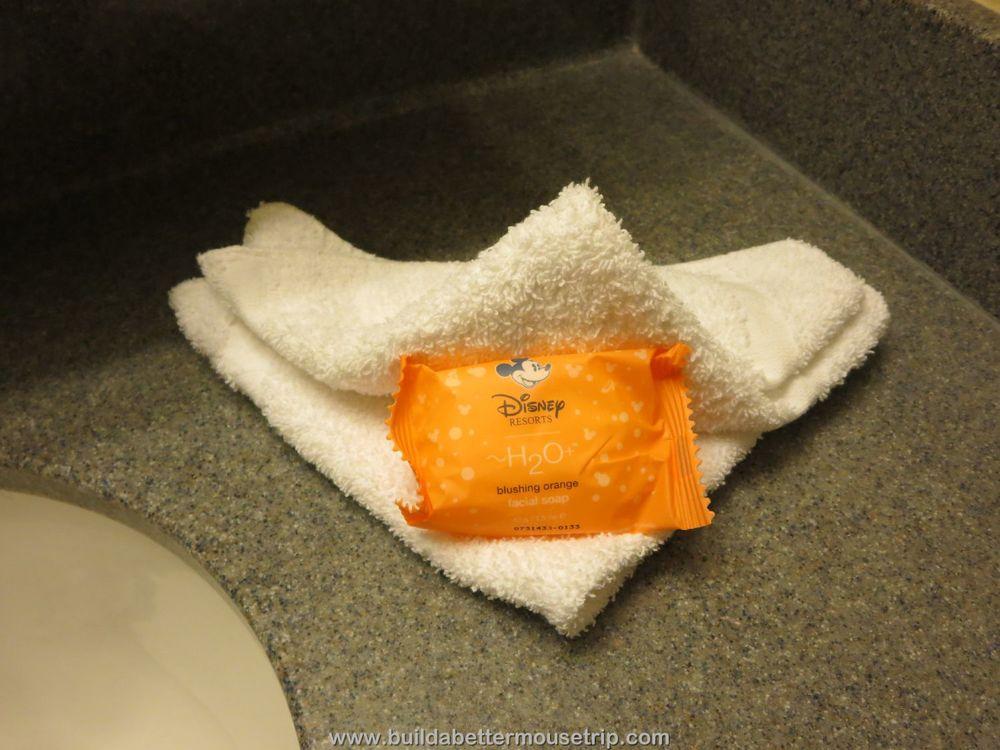Pop Century Complimentary Soap