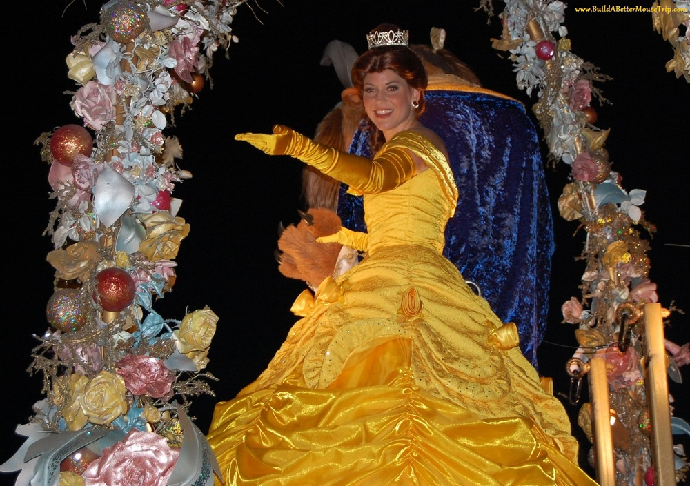 Enchanted Christmas Cast.Belle S Enchanted Christmas Cast