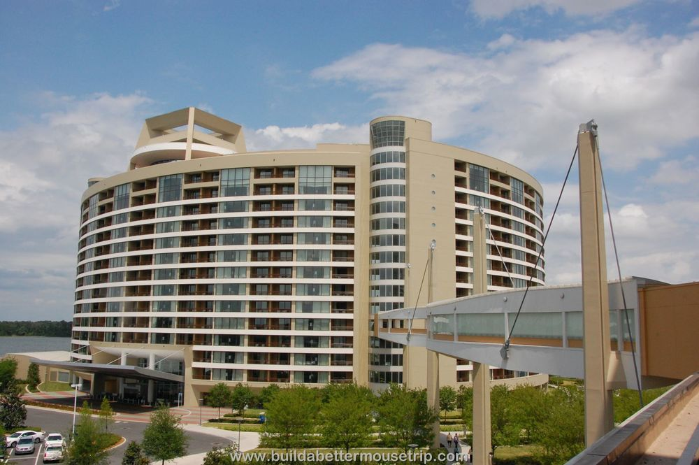 Disney's Contemporary Resort Photos & Information  - Bay Lake Tower at Disney's Contemporary Resort has Disney Vacation Club Villas.