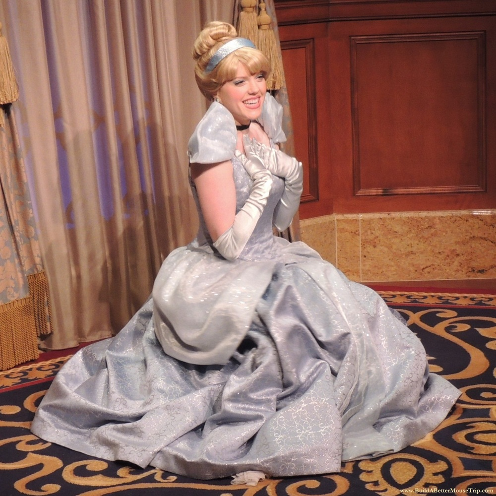 Disney World Tips & Secrets - Where to meet Cinderella at the Walt Disney World Resort; see: http://www.buildabettermousetrip.com/princess-cinderella-at-disney-world